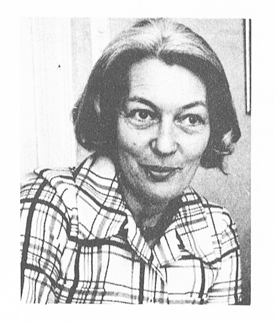 Barbro Hiort af Ornäs. Photographer and year unknown. Image source: Svenskt Porträttarkiv (CC-BY-NC-SA 4.0 - cropped)