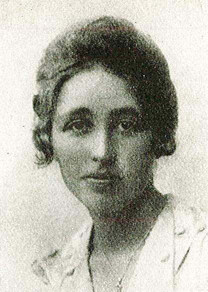 Ester Hofvander-Sandberg