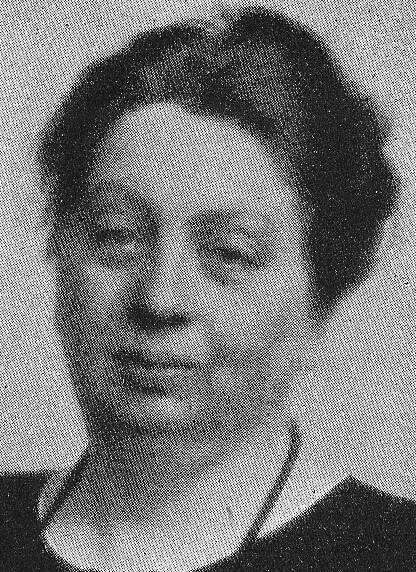 Malin Holmström-Ingers. Photographer and year unknown. Image source: Svenskt Porträttarkiv (CC-BY-NC-SA 4.0 - cropped)