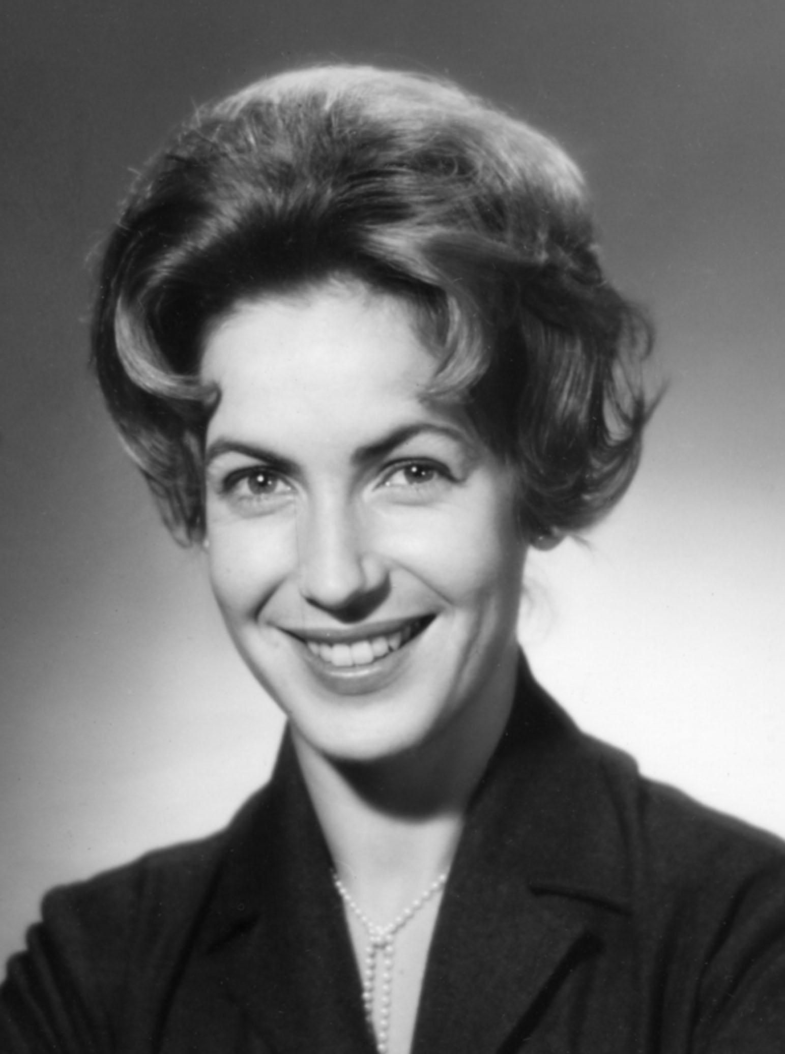Maud Husberg 1962