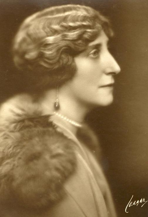 Princess Ingeborg, circa 1921. Photo: Jaeger, Stockholm