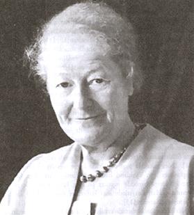 Dora Jacobsohn (Kungl. Fysiografiska Sällskapets arkiv, Lund)