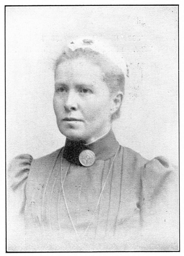 Ida Jonatansson in Svenska kyrkans missionsarbetare 1876-1916: porträttalbum, Svenska kyrkans missionsstyrelse, 1917. Photographer unknown. Image source: Svenskt Porträttarkiv (CC-BY-SA 4.0)