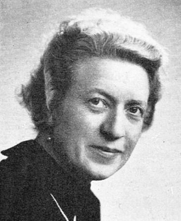 Margareta von Konow. Fotograf och år okänt. Bildkälla: Svenskt Porträttarkiv (CC-BY-SA 4.0)