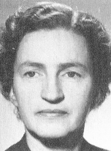 Astrid Kristensson. Photographer and year unknown. Image source: Svenskt Porträttarkiv (CC-BY-SA 4.0)