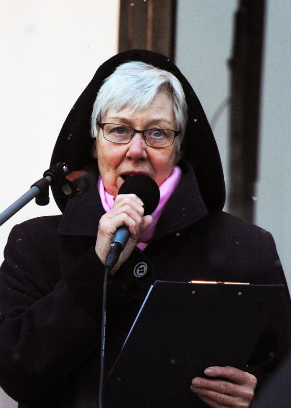 Madeleine Leijonhufvud, 2014. Foto: Anders Henrikson (Wikimedia Commons)