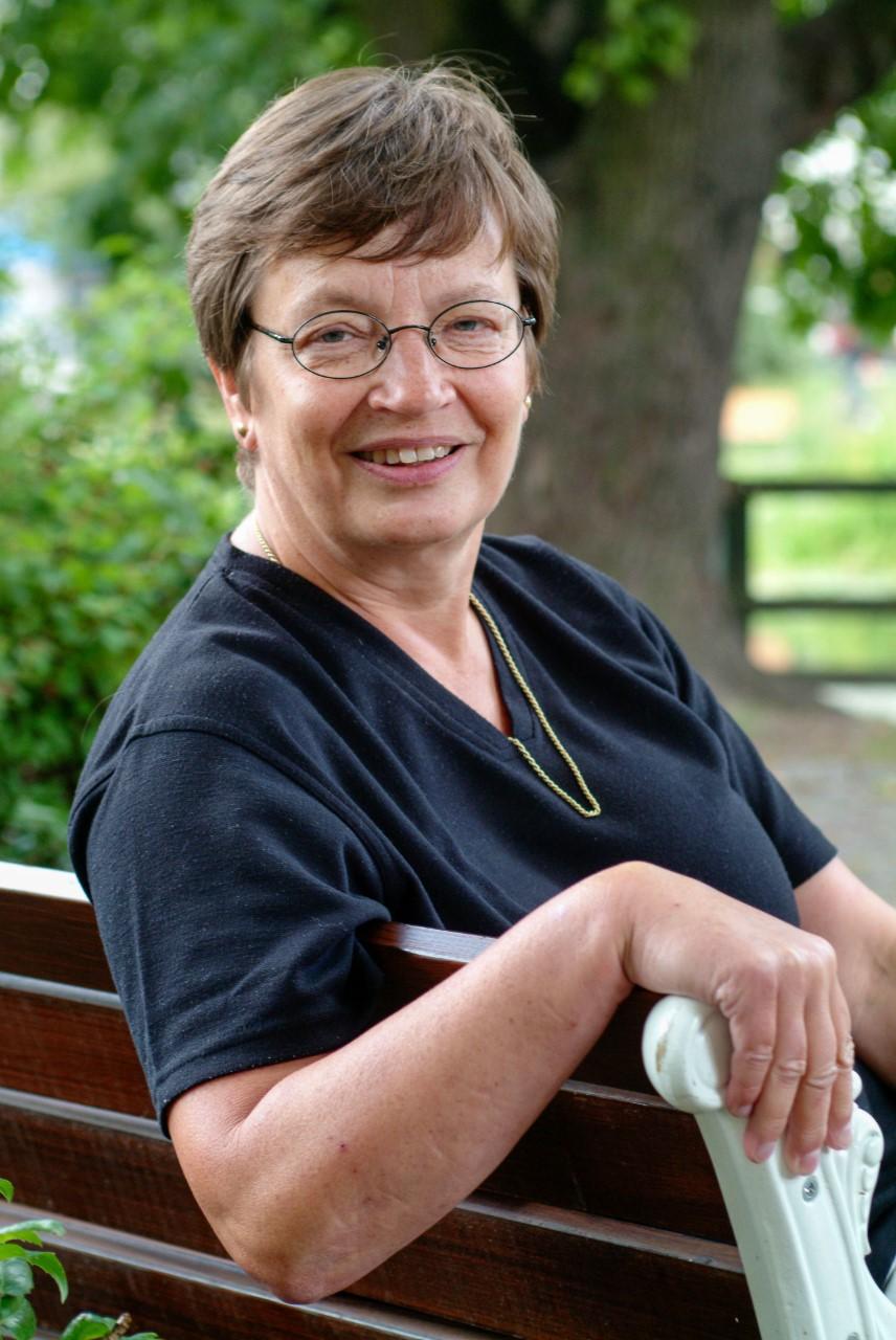 Hilda Lind, year unknown. Photo: Jim Elfström
