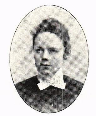 Anna T Nilsson. Photographer and year unknown. Image source: Svenskt Porträttarkiv (CC-BY-NC-SA 4.0)