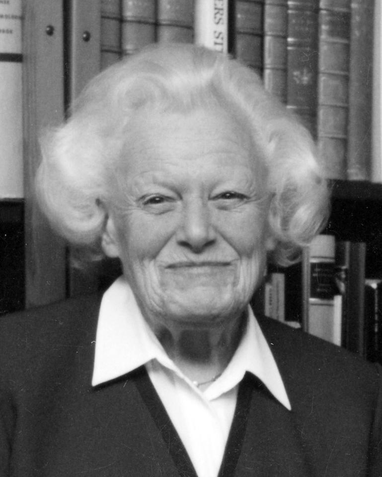 Inga Marie Nilsson. Fotograf och år okänt (Sydsvenska Medicinhistoriska Sällskapet)
