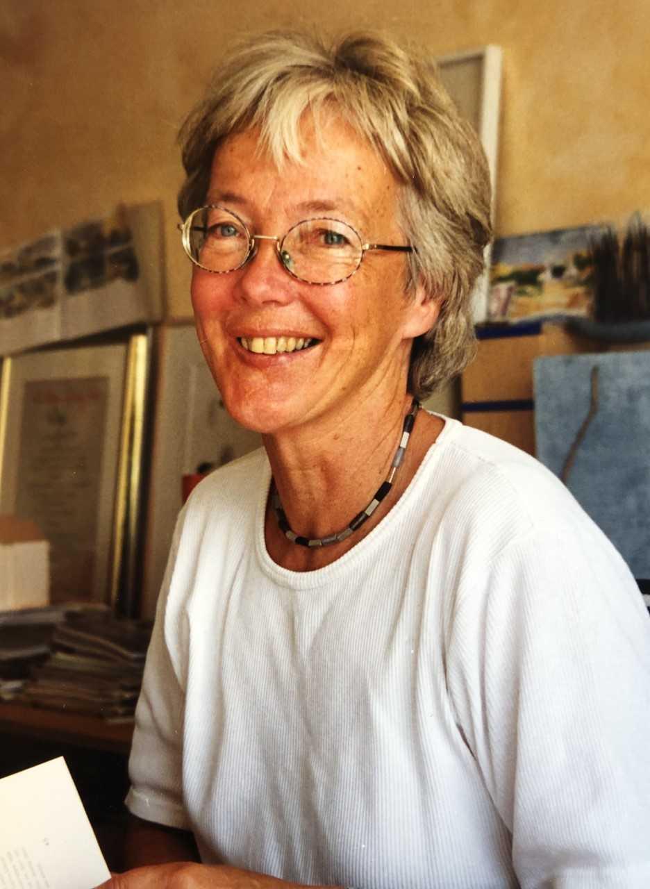 Bibbi Olsson, circa 2000. Photo: Andreas Olsson (privately owned image)