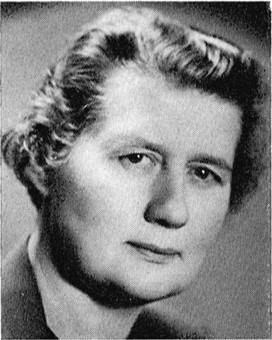 Ingrid Osvald. Photographer and year unknown. Image source: Svenskt Porträttarkiv (CC-BY-SA 4.0)