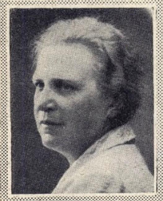 Alma Peterson. Fotograf och år okänt. Bildkälla: Svenskt Porträttarkiv (CC-BY-SA 4.0)