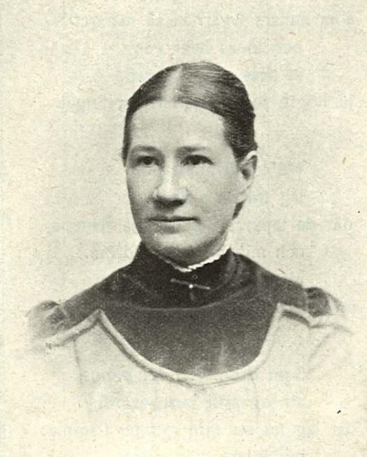 Aurore Pihl i Idun nr 39, 1910. Fotograf okänd (KvinnSam, Göteborgs universitetsbibliotek)