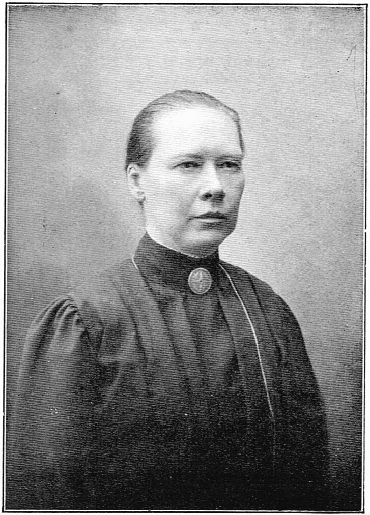 Hedvig Posse i Svenska kyrkans missionsarbetare 1876-1916: porträttalbum, Svenska Kyrkans Mission, Uppsala, 1917. Fotograf okänd