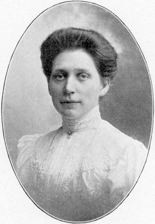 Eva Ramstedt, photographer and year unknown. Image source: Svenskt Porträttarkiv (CC-BY-NC-SA 4.0)