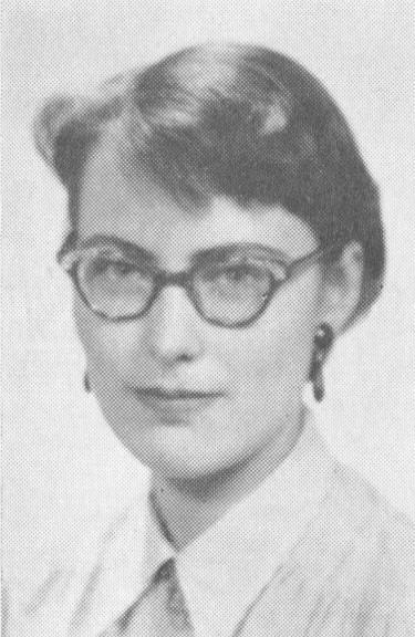 Ethel Ringborg Wiklund. Photographer and year unknown. Image source: Svenskt Porträttarkiv (CC-BY-NC-SA 4.0)