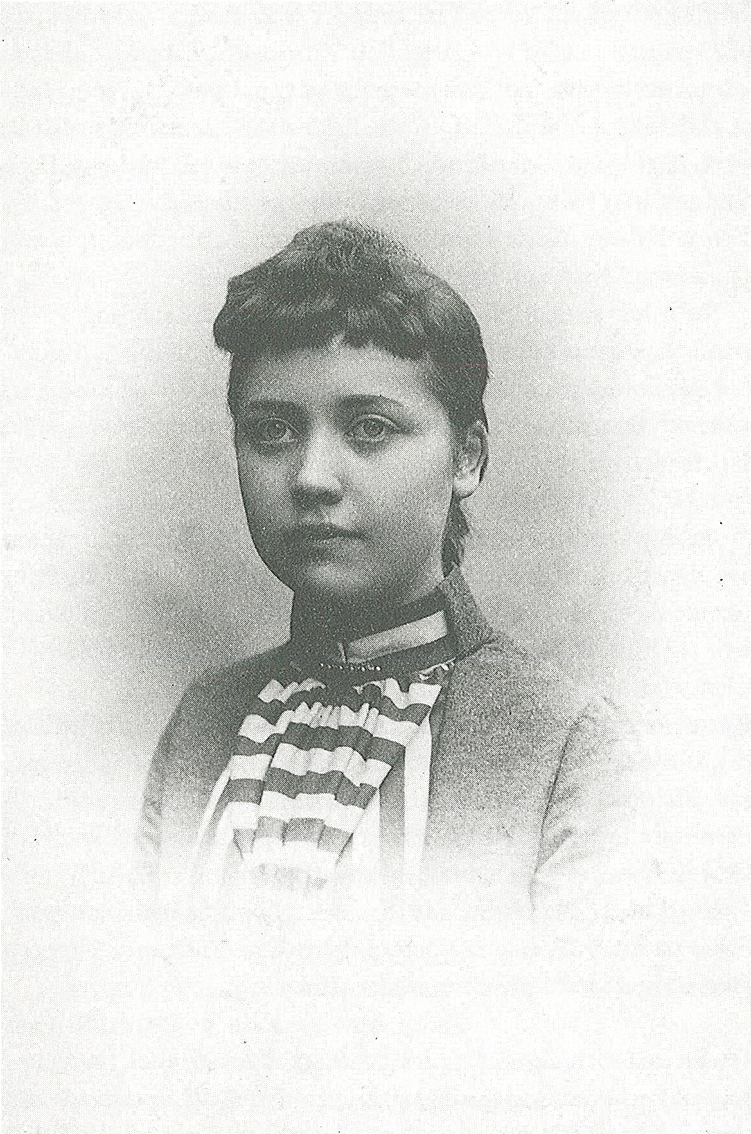 Ruth Milles, 1889