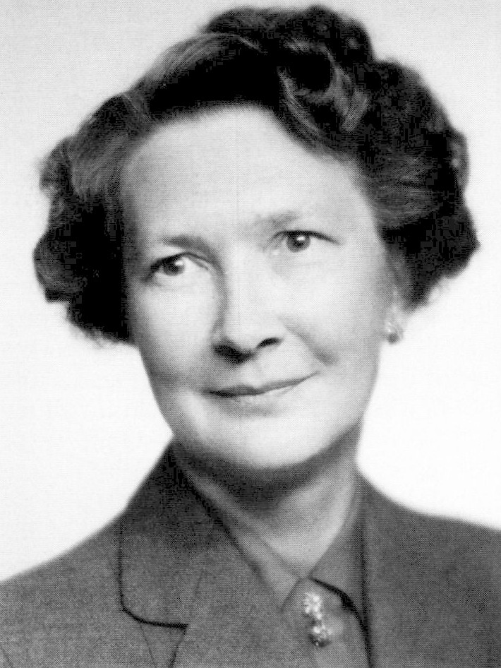 Stina Sandels. Photographer and year unknown. Image source: Wikimedia Commons