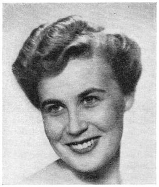 Gudrun Seitz. Photographer and year unknown. Image source: Svenskt Porträttarkiv (CC-BY-SA 4.0)