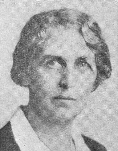 Helga Silverstolpe. Fotograf och år okänt. Bildkälla: Svenskt Porträttarkiv (CC-BY-SA 4.0)