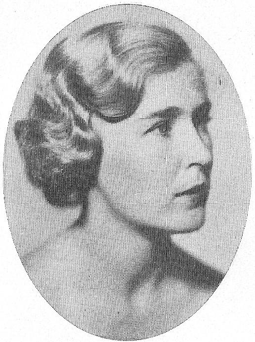 Astrid Sohlman-Nyblom. Photographer and year unknown. Image source: Svenskt Porträttarkiv (CC-BY-SA 4.0)
