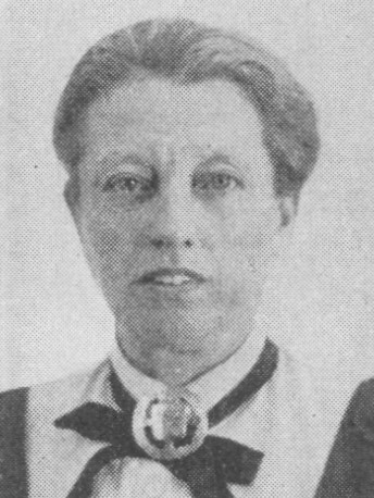Anna Symonds Ohlin. Photographer and year unknown. Image source: Svenskt Porträttarkiv (CC-BY-SA 4.0)