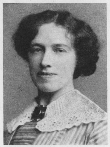 Ingeborg Uddén. Fotograf och år okänt. Bildkälla: Svenskt Porträttarkiv (CC-BY-SA 4.0)