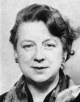 Annie Wallentheim. Photographer and year unknown. Image source: Svenskt Porträttarkiv (CC-BY-SA 4.0)