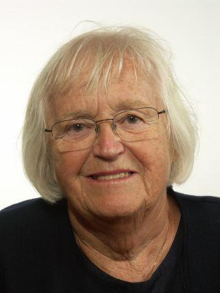 Karin Wegestål, year unknown. Photo: the Riksdag