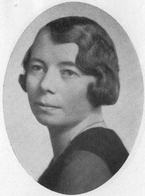 Selma Westberg. Fotograf och år okänt. Bildkälla: Svenskt Porträttarkiv (CC-BY-SA 4.0)