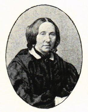 Pauline Westdahl. Photographer and year unknown. Image source: Svenskt Porträttarkiv (CC-BY-SA 4.0)