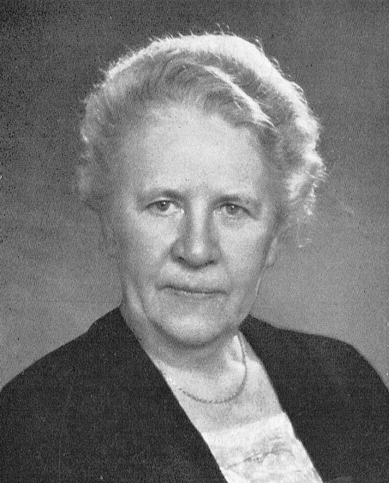 Siri Wikander-Brunander. Fotograf och år okänt. Bildkälla: Svenskt Porträttarkiv (CC-BY-SA 4.0)