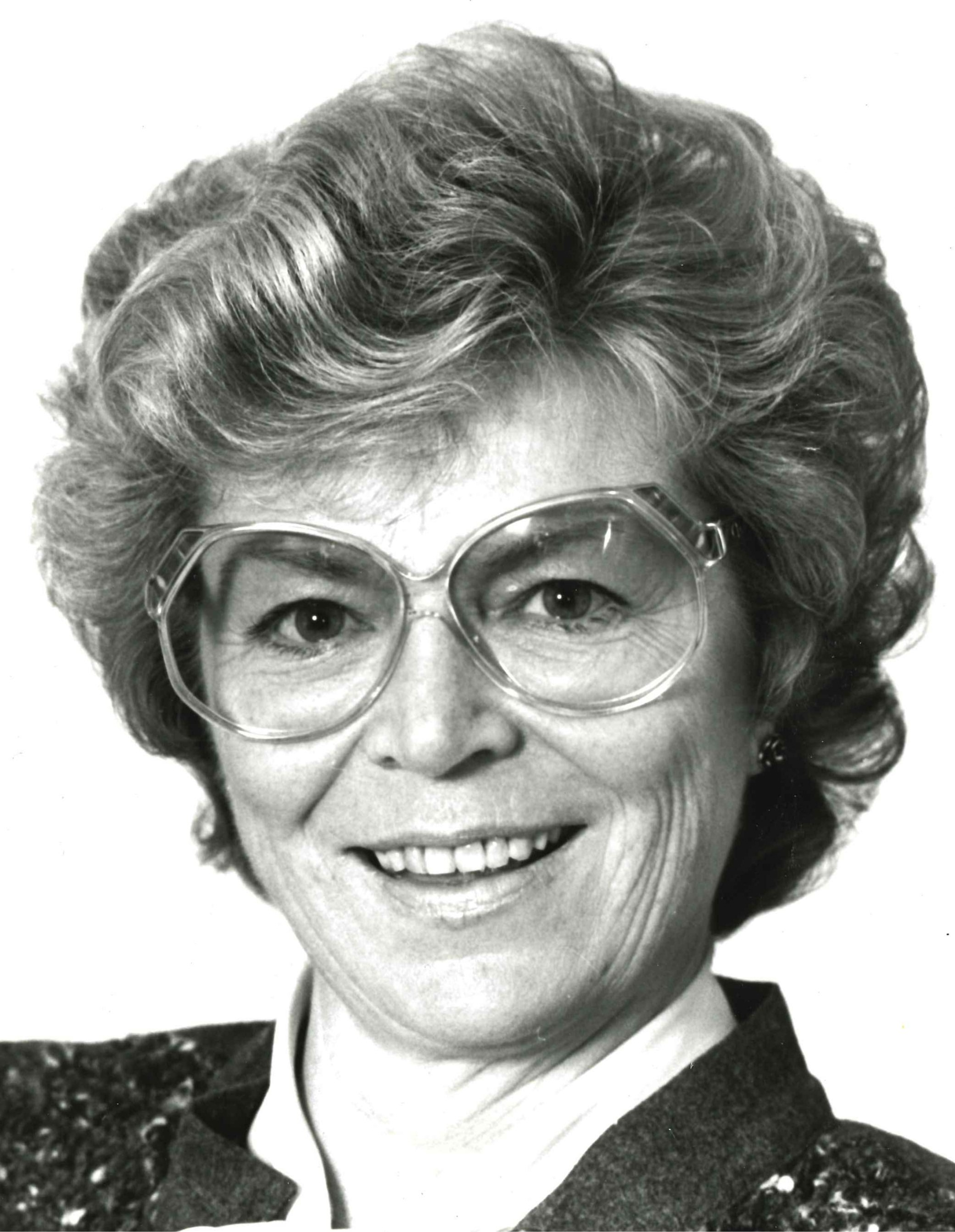 Margot Wikström. Photographer and year unknown