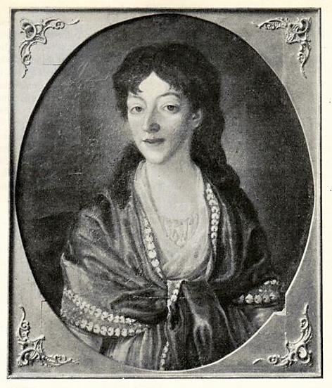 Ulrica Arfvidsson, porträtt av Lorens Pasch d.y. (Nordiska museet)