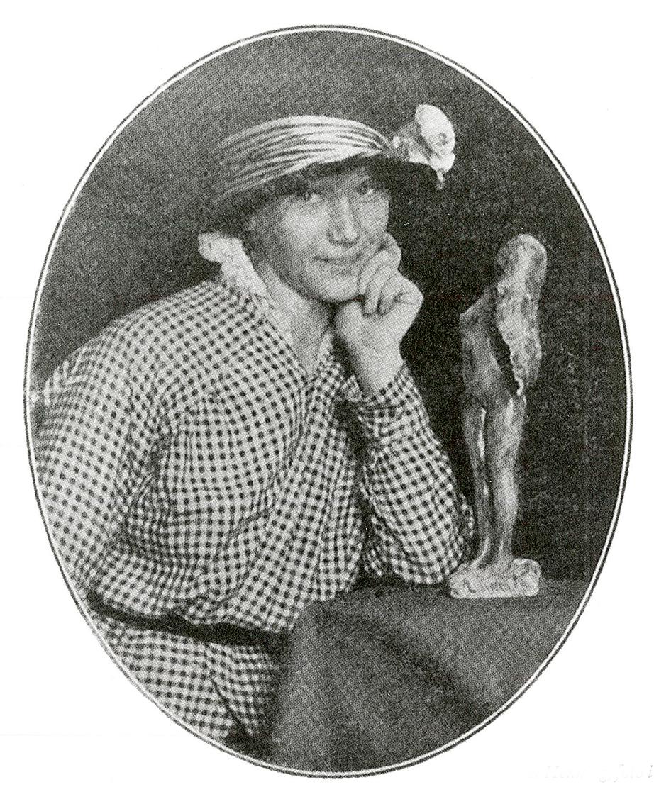 Ester Henning, Idun 1915