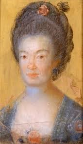 Elisabeth Christina von Linné, artist and year unknown. Photo: Tommy Westberg (Uppsala universitets konstsamlingar, Wikimedia Commons)