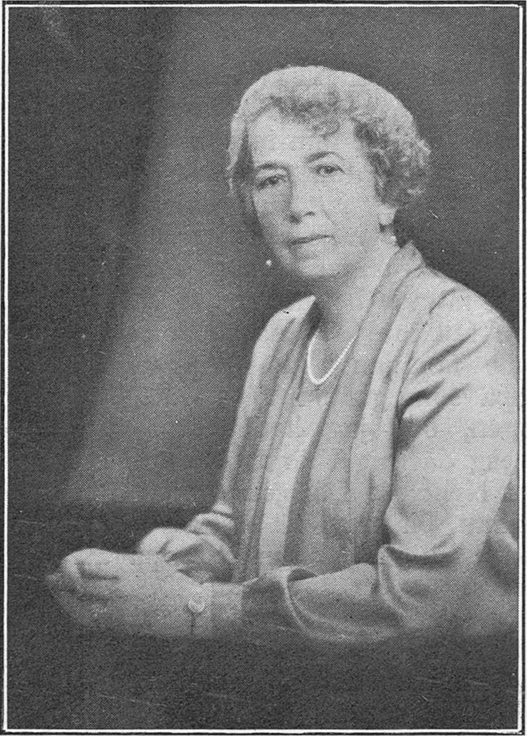 Ida von Plomgren, 1930. Photo: Jæger hovfoto. Image source: Svenskt Porträttarkiv (CC-BY-NC-SA 4.0)